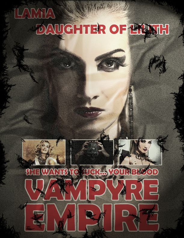 Vampyre Empire Achievement Poster 1