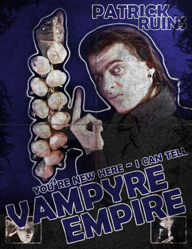 Vampyre Empire Achievement Poster 2